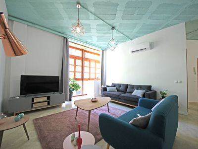 Photo for DELTA 1C. Apartment designed with taste located in the center of Palma.