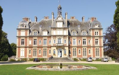 Photo for 4 bedroom accommodation in Ocquerre