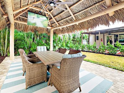 Patio - Welcome to Ft. Lauderdale! This home is professionally managed by TurnKey Vacation Rentals.