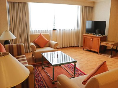 Photo for One Bedroom Grand Suite Apartment in the city center (G8)