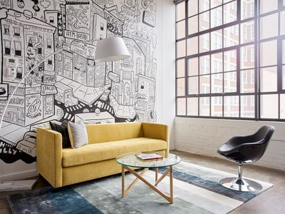 Photo for Sonder | The Heid | Chic 1BR + Mural