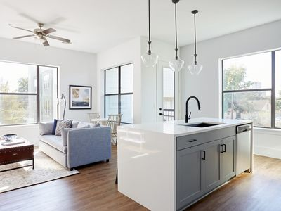 Photo for Sonder | The Hampstead | Desirable 2BR + Balcony