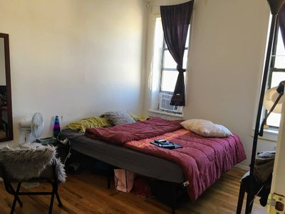 Photo for 1 BD Apt - Close to NYC - Close to Maimonides Hospital - WiFi - Natural Sunlight