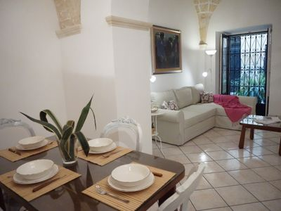 Photo for OLD TOWN for 2-5 persons quiet apartment in the heart of Lecce