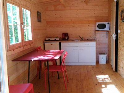 Photo for Camping Le Pic *** - Bungalow 3 Rooms 5 People