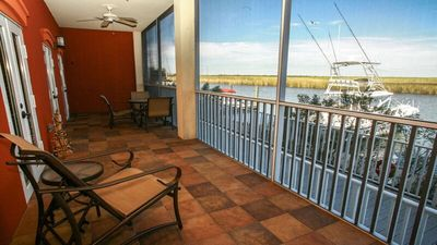 Photo for Riverfront Condo on Beautiful Apalachicola River!