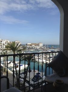 Photo for Lux Apartment With Marina & Sea Views In The Heart Of This Peaceful Location