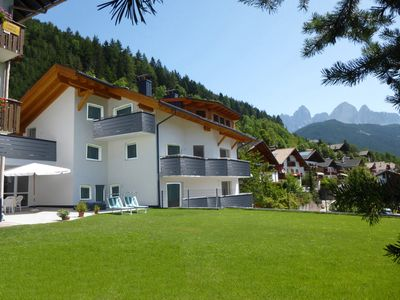 Photo for Vacation apartment for vacation in the heart of the Dolomites