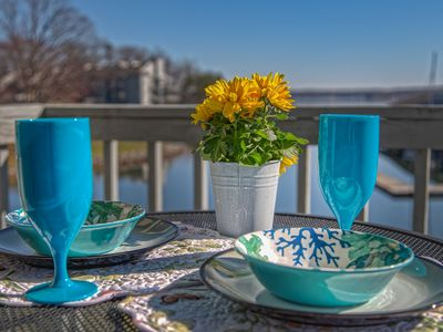 Photo for The Dock is Inn at Bernards Landing!