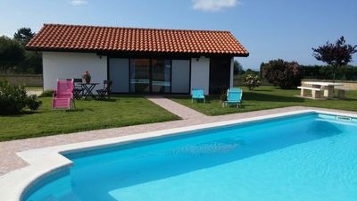 Photo for House with pool in Cudillero