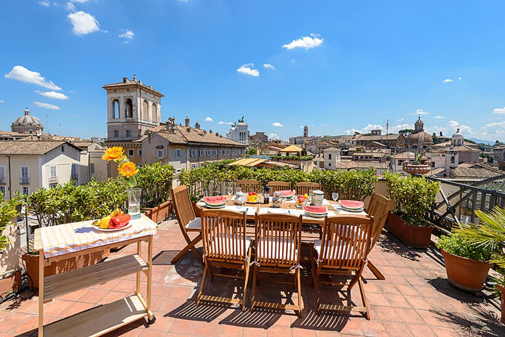 Historical Palace Finest Panoramic 4 Br 3 Ba Terraces