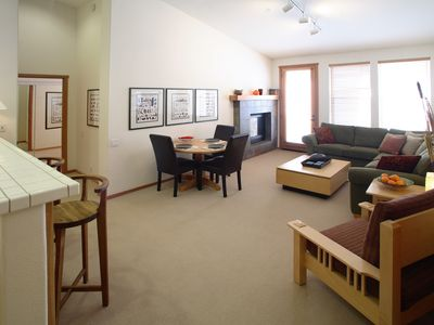 Photo for 2BR Hotel Vacation Rental in Olympic Valley, California