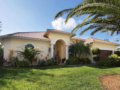 Photo for Country Club Residence - Stylish 4 BR Home in Gated Community in Ft Myers