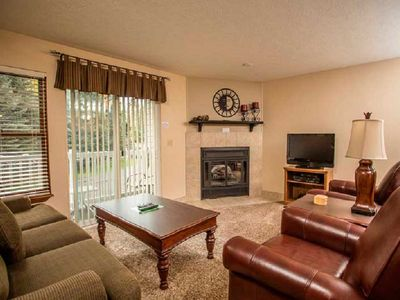 Photo for Lovely Ketchum Skier Condo 2BR / 2BA  Habitat On Trail Creek