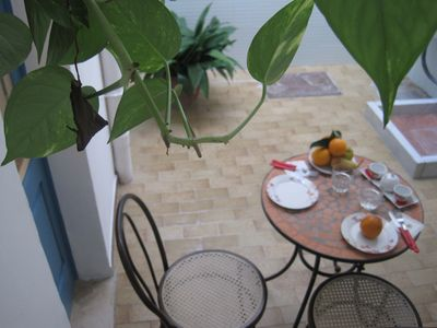 Photo for House View Sea, a few meters from the crystal waters of the Ionian Sea.