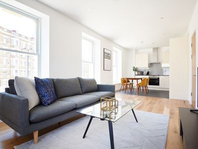 Photo for Contemporary 2BR in Camden by Sonder
