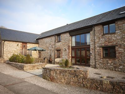 Photo for Wagtail Cottage is set in South Devon with shared indoor pool & games room