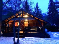Well equipped warm comfortable chalet