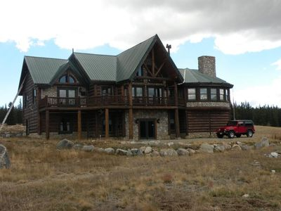 Photo for Sleeps 6 Near Breckenridge Lux. Walk Out Lower Level Home - Rocky Mt Views