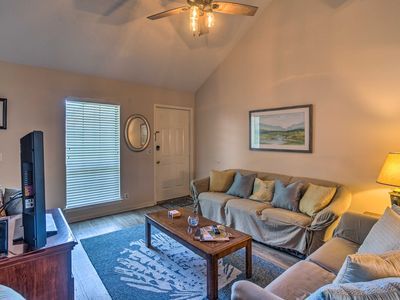 Photo for NEW! Chic St. Simons Island Condo-2 Mi. From Ocean