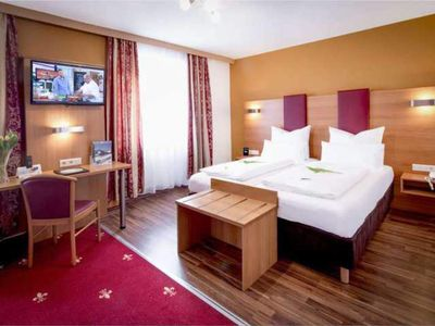 Photo for Double Room - Hotel Burgschmiet GmbH