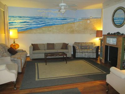Photo for Spacious Rental 2 Short Blocks from Everything in Beautiful Ocean Grove!