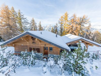 Photo for 3BR Chalet Vacation Rental in Haute-Nendaz