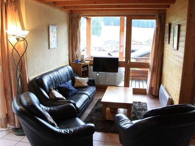 Photo for 3BR Apartment Vacation Rental in Les Gets, Savoie (Haute)