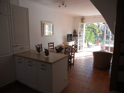 Photo for Fisherman's house for 8 persons PORT GRIMAUD