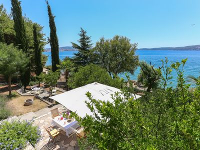 Photo for Secret Garden Barada Beach Apartment – YOUR OWN PRIVATE PIECE OF HEAVEN ON EARTH