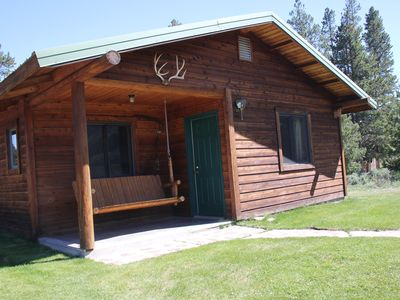 Photo for Secluded Studio Bunkhouse 25 Miles from NE Entrance of Yellowstone