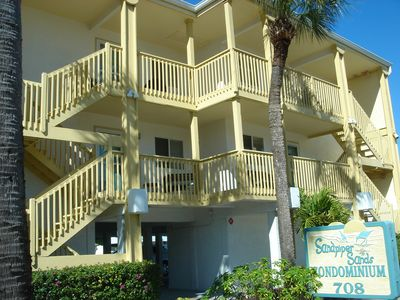 Photo for IMMACULATE, METICULOUSLY MAINTAINED, 2 BEDRM CONDO, STEPS TO THE BEACH!!