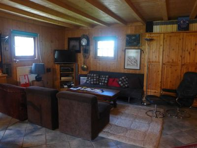 Photo for Vacation home Epilobes in Zinal - 5 persons, 3 bedrooms