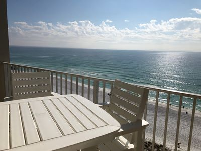 Your own balcony with an amazing view!