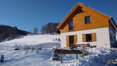 Photo for New holiday home, near the forest with fantastic views, near Willingen