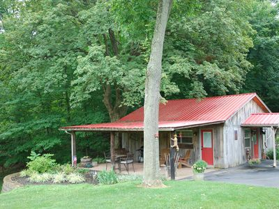 Photo for A Cozy Cottage Near the Heart of All Louisville Attractions!