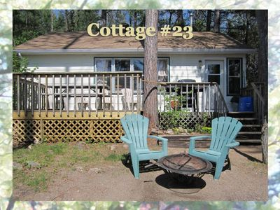 Photo for Sunbeam Bungalows 3 bedroom Cottage (#23) - Callander, Ontario