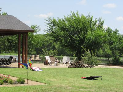 Photo for 55 Acre Ranch Home with a 20 acre stocked pond!