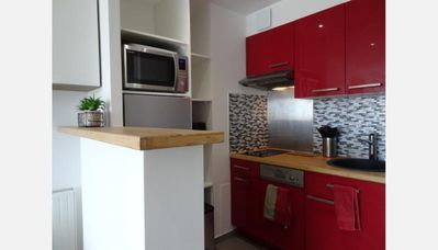 Photo for 1BR Apartment Vacation Rental in Carnon