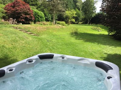 Photo for Country house with hot tub, sleeps 12 - pets, children and hen parties welcomed!