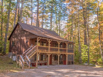 Photo for Trails End , a Private setting in Fryeburg
