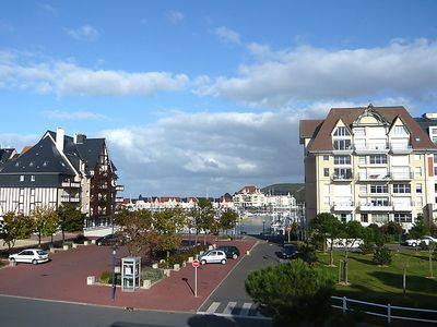 Photo for Apartment Les Marines 1 et 2 in Cabourg - 6 persons, 2 bedrooms
