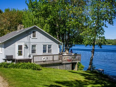 Photo for Little Gray Cottage On The Lake