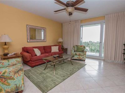 Photo for Charming Beachy Style Unit With Balcony And 1,392 sq. ft. Spacious Room