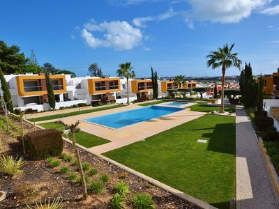 Photo for Modern Holiday Apartment in Algarve - Albufeira