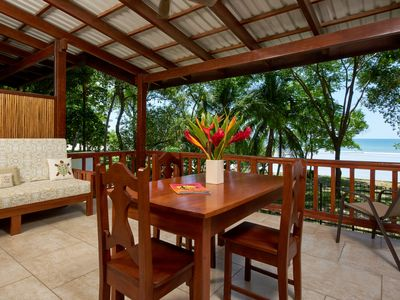 Photo for BEACHFRONT SUITE, OCEAN VIEW, POOL, SURF