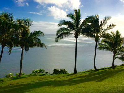 Photo for A Spectacular Sealodge Oceanfront Hawaiian Condo with free wifi