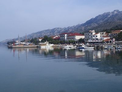 Photo for Apartment in the center of Starigrad with Air conditioning, Parking (648476)