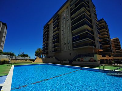 Photo for Atlanta 4/6. Apartment for 6 people in front of the beach. Benicàssim.