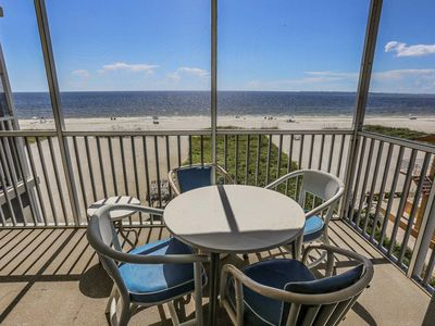 Photo for Beautiful beachs view from this corner unit at Gateway Villas